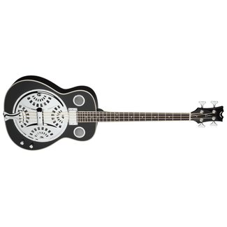 Dean Resonator Acoustic/Electric Bass CBK