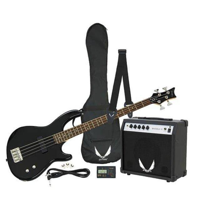 Edge 09 Bass Pack CBK w/Amp & Acc