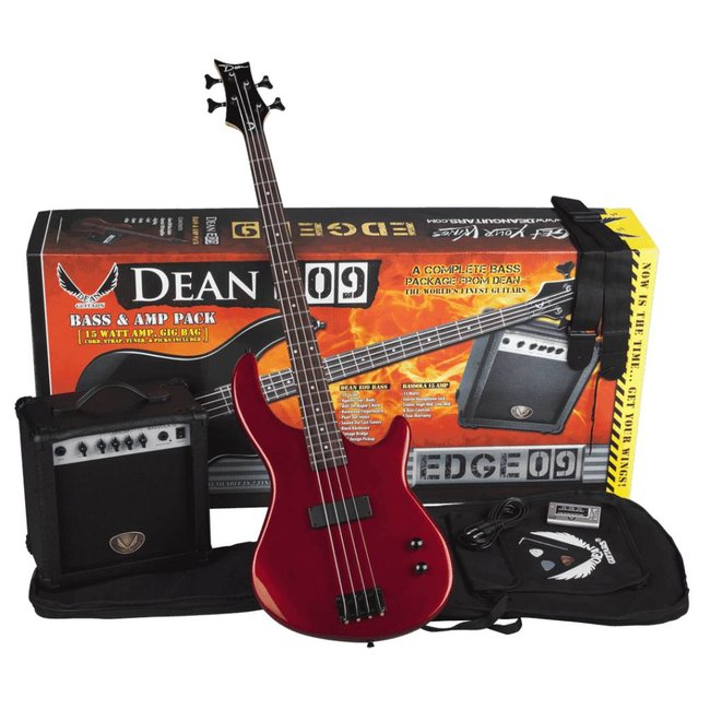 Dean Edge 09 Bass Pack MRD w/Amp & Acc