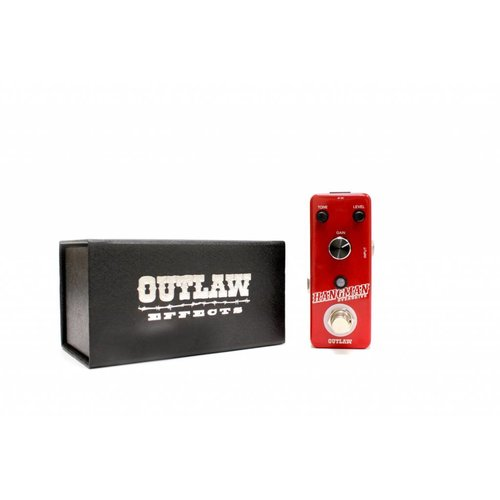Outlaw Effects HANGMAN Overdrive Pedal