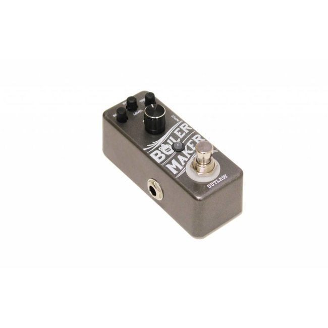 Outlaw Effects BOILER MAKER Boost Pedal