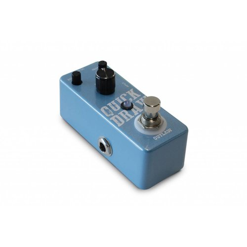 Outlaw Effects Outlaw Effects QUICK DRAW Delay Pedal