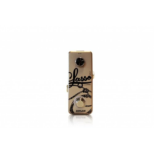 Outlaw Effects LASSO LOOPER Looper Pedal