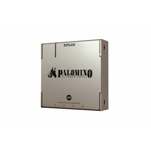 Outlaw Effects PALOMINO Power Supply With Isolated Outputs