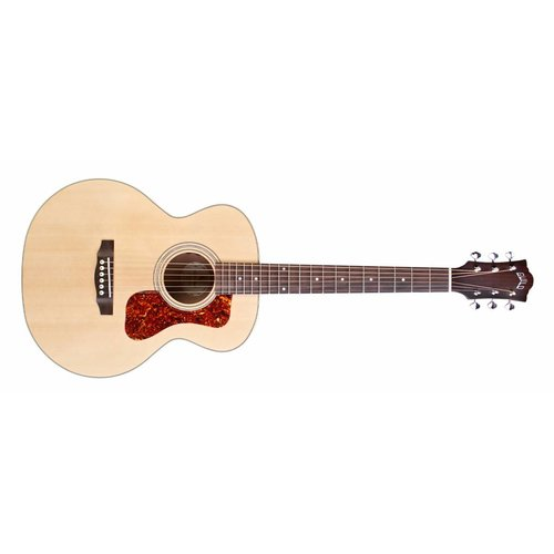 Guild Jumbo Junior Mahogany, Westerly Collection Series, Compact Jumbo Acoustic w/Bag