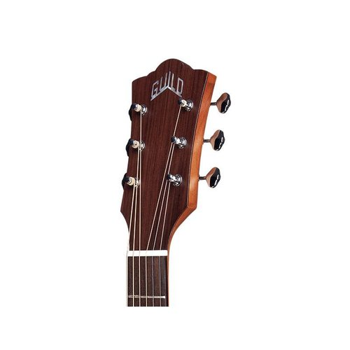 Guild M-240E Natural, Westerly Collection Archback Series, Concert Size Acoustic, w/Bag