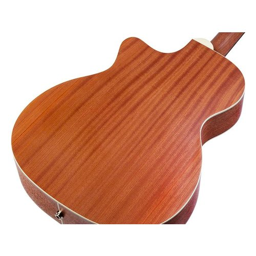 Guild OM-240CE Natural, Westerly Collection Archback Series, Orchestra style Cutaway Acoustic/Electric guitar  w/Bag