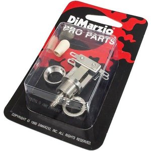 DiMarzio Dimarzio EP1102 Switchcraft® straight, short (includes knob & flat-knurled nut)
