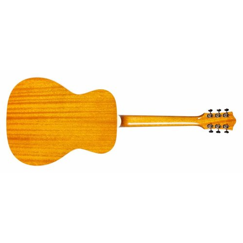 Guild OM-140E Natural, Westerly 140 Series All Solid Orchestra Style Acoustic/Electric w/Case