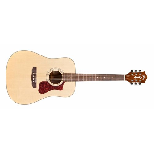 Guild D-140 Natural, Westerly 140 Series All Solid Acoustic w/Case