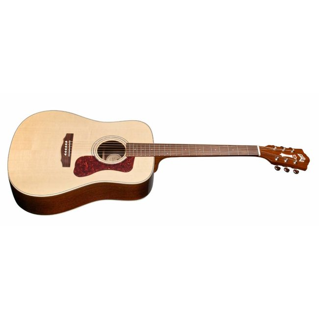 Guild D-150 Natural, Westerly 150 Series All Solid Acoustic w/Case