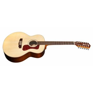 Guild F-1512E, Westerly 150 Series All Solid 12 string Jumbo Acoustic/Electric w/Case