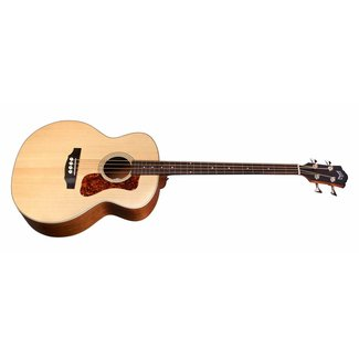 Guild Westerly Acoustic Bass Series, B-240E Fretless, Jumbo Acoustic/Electric Bass w/Case