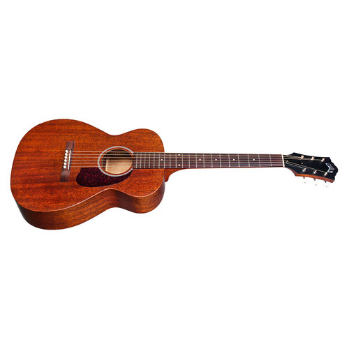 Guild M-20 Natural, USA Series, All Solid Mahogany Concert Style Acoustic , w/Case