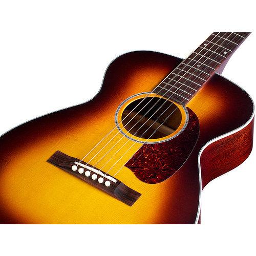 Guild M-40 Troubadour Antique Sunburst, USA Series, Concert Style Acoutstic, All Solid Mahogany B&S/Sitka Spruce Top, w/Case