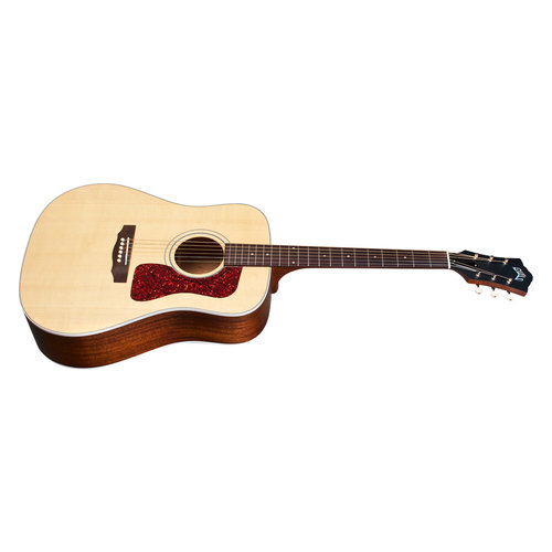 Guild D-40 Natural, USA Series, All Solid Mahogany B&S/Sitka Spruce Top, w/Case