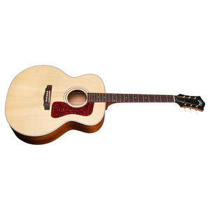 Guild F-40 Natural, USA Series, All Solid Mahogany B&S/Sitka Spruce Top,  w/Case