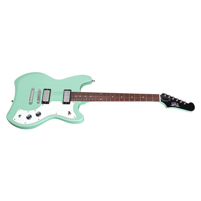 Guild Jetstar ST, Sea Foam Green w/Gig Bag