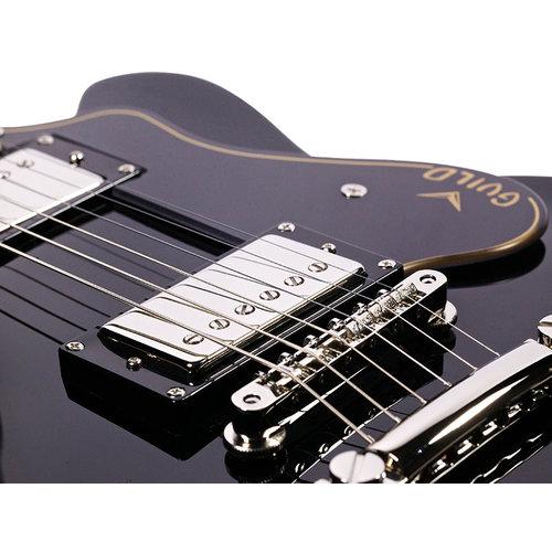 Guild Bluesbird Black w/Deluxe Gig Bag