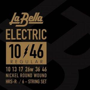 La Bella HRS-R, Regular Guage Electric Guitar Strings