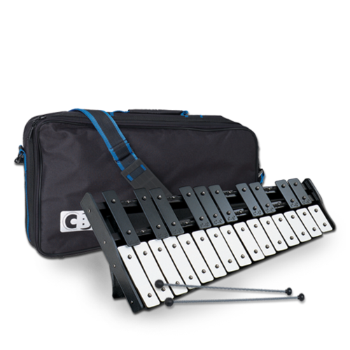 CB Percussion Chromatic Bells W/Bag