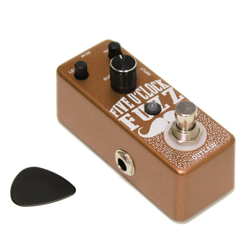 Outlaw Effects FIVE O'CLOCK FUZZ  Fuzz pedal