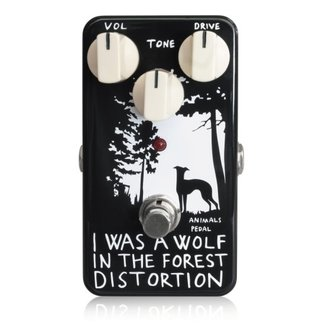 Animals Pedal Animals Pedal I-WAS-A-WOLF-DISTORTION