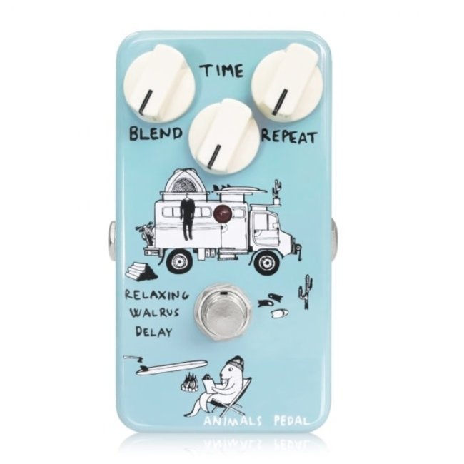 Animals Pedal Animals Pedal RELAXING-WALRUS-DELAY