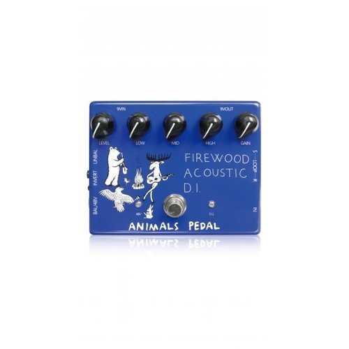 Animals Pedal FIREWOOD ACOUSTIC D.I.