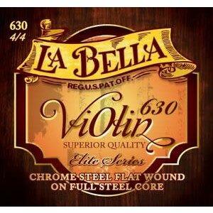 La Bella La Bella 630 4/4 Violin Strings Elite Series