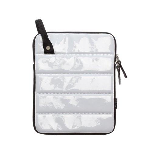 Mono CVL-LPD-WHT Loop iPad Sleeve in Gloss White