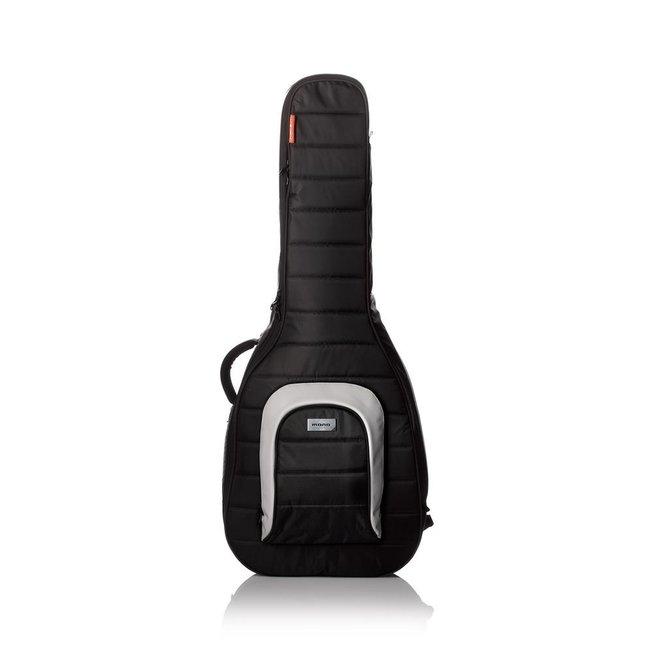 Mono M80-AC-BLK OM/Classical Guitar Case in Jet Black
