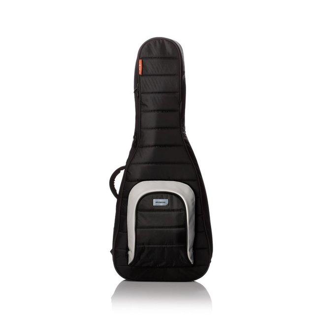 Mono M80-AP-BLK Acoustic Parlor Guitar Case in Jet Black