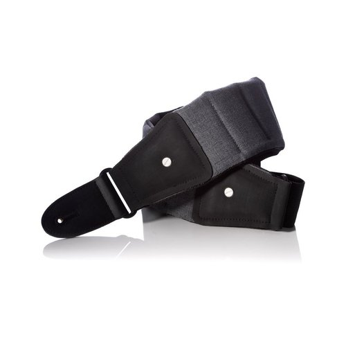 Mono M80-BTY-ASH-S Short Betty Guitar Strap in Ash -Length: 40-46 Inches