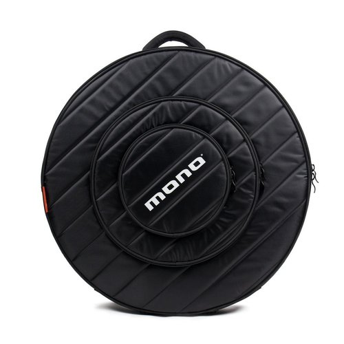 Mono M80-CY24-BLK Cymbal Bag 24in in Jet Black