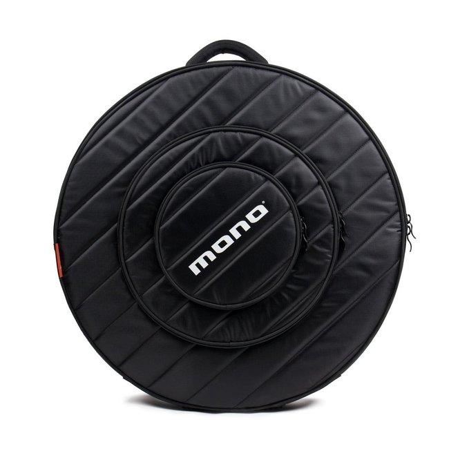 Mono M80-CY24-BLK Cymbal Bag 24in in Jet Black