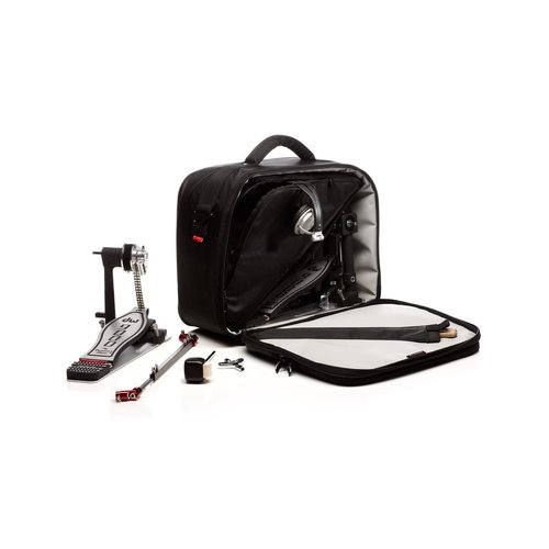 Mono M80-DP-BLK Double Pedal Bag in Jet Black