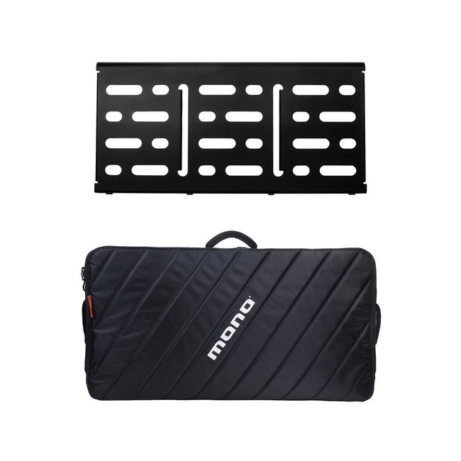 Mono PFX-PB-L-BLK Pedalboard Large in Black