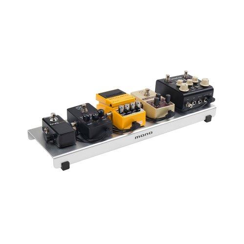 Mono PFX-PB-LP-SLV Pedalboard Lite+ in Silver