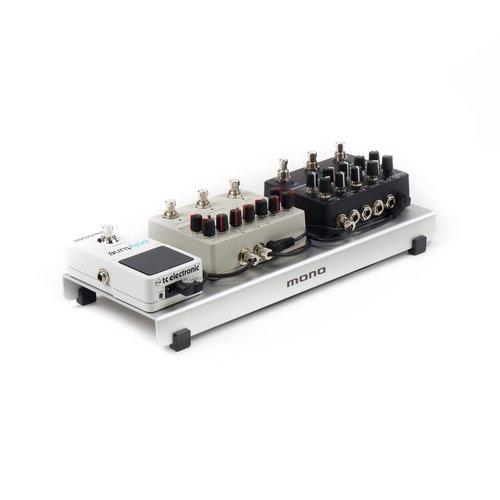 Mono PFX-PB-LT-SLV Pedalboard Lite in Silver