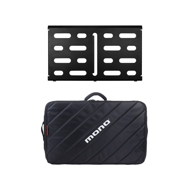 Mono PFX-PB-M-BLK Pedalboard Medium in Black