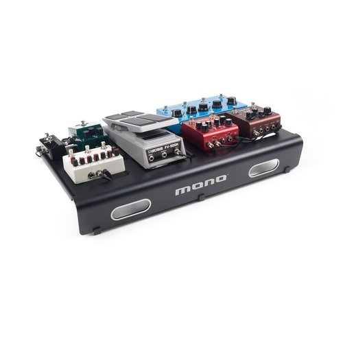 Mono PFX-PB-M-BLK Pedalboard Medium in Black