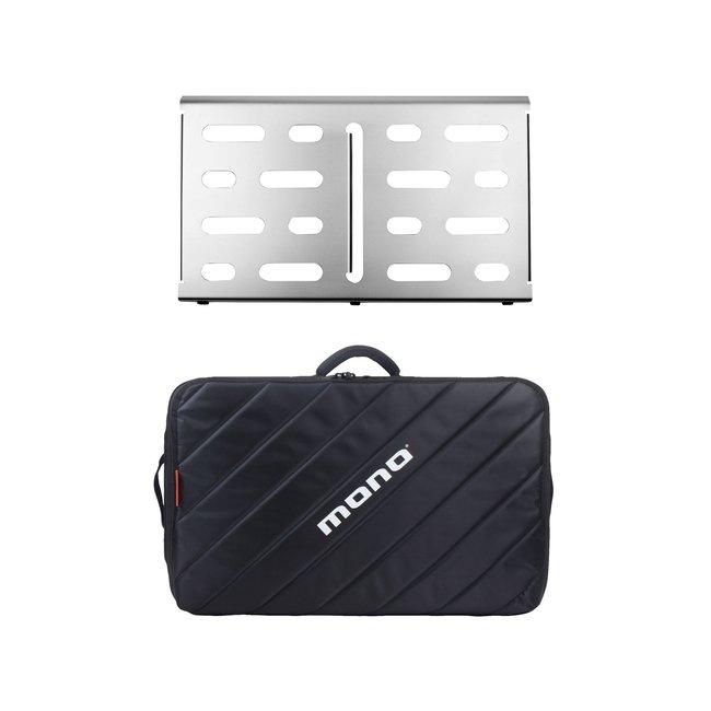 Mono PFX-PB-M-SLV Pedalboard Medium in Silver