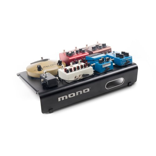 Mono PFX-PB-S-BLK Pedalboard Small in Black