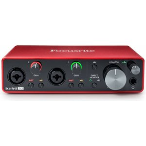 Focusrite Focusrite 2 In /2 Out USB Recording Interface