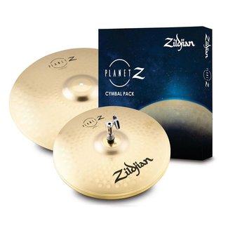 """ZILDJIAN Zildjian Planet Z 3 Pk Pro (14"""" Pr&18"""")"""