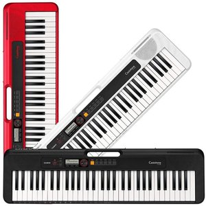 Casio Casio CT-S200RD 61-note (full-size keys) electric keyboard - Red