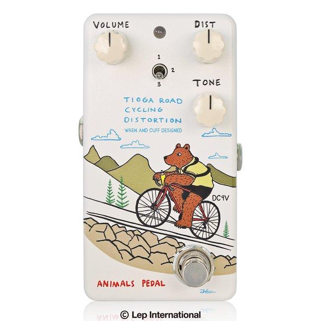 Animals Pedal Tioga Road Cycling Distortion V2