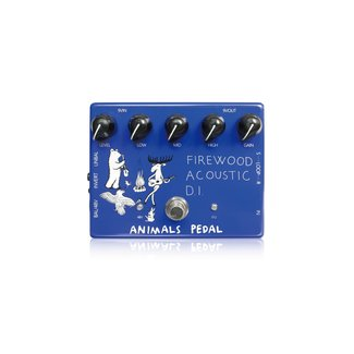 Animals Pedal Firewood Acoustic DI V2