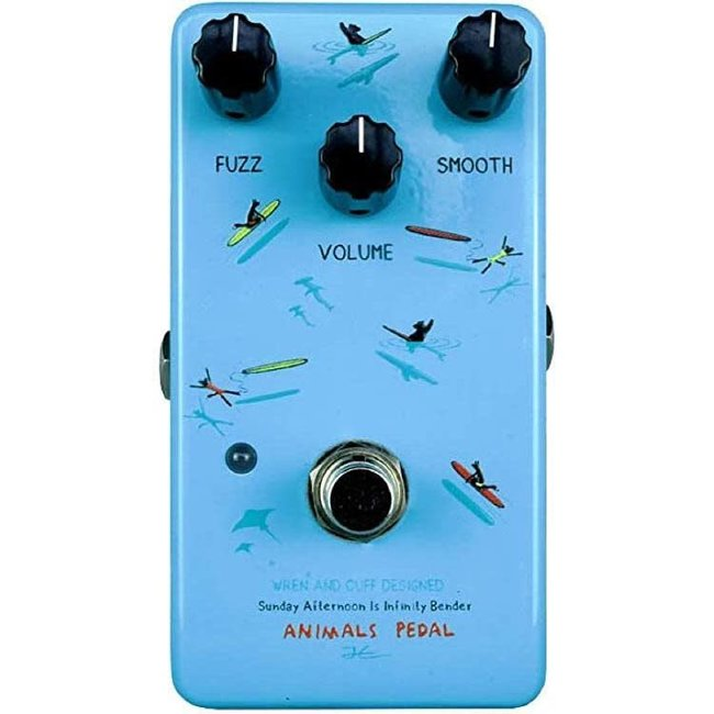 Animals Pedal Sunday Afternoon Is Infinity Bender V1